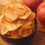 Chips de Maçã Saudável Delicioso